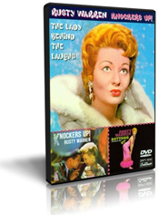 Rusty Warren: Knockers Up! The Lady Behind the Laughs DVD